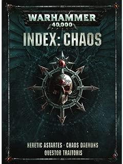 chaos index 40k