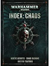 Best warhammer 40k 8th edition index chaos Reviews