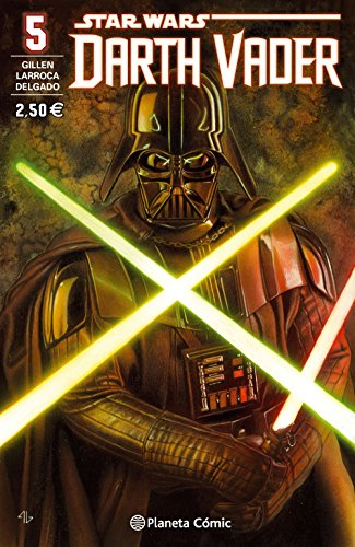 Star Wars Darth Vader nº 05/25 (Star Wars: Cómics Grapa Marvel)