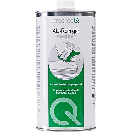 Greenteq Alu Reiniger 1 Liter Aluminium Reiniger Fenster Türen Aluminiumreiniger Baumarkt