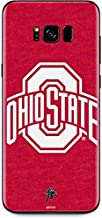 Skinit Decal Phone Skin for Galaxy S8 Plus - Officially Licensed Ohio State University OSU Ohio State Buckeyes Red Logo Design