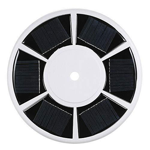 LLSS Solar Flag Pole Light, 42 LED Solar Powered Flagpole Light, LED a Risparmio energetico con 2 modalità di Luce Solare Impermeabile