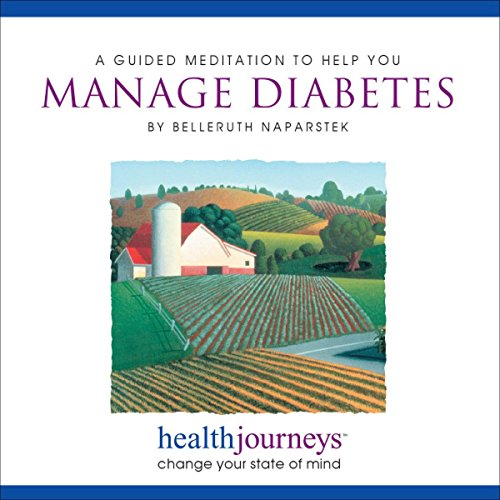 Meditation to Help You Control Diabetes audiobook cover art