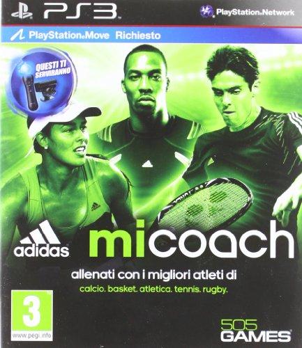 Adidas Mi-Coach (PS Move Richiesto) [Importación italiana] ✅