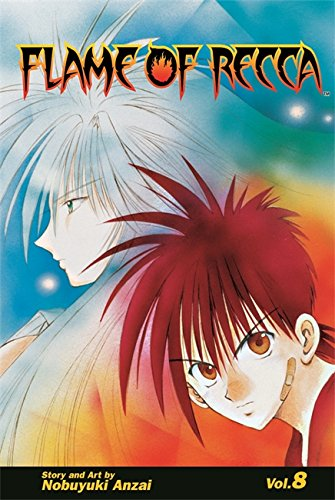 Flame of Recca Volume 8