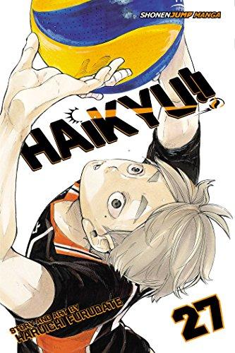 Haikyu!!, Vol. 27 (27)