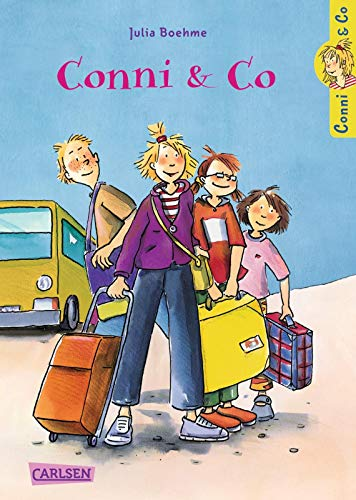Conni & Co 1: Conni & Co: Ein lustiges und spannendes Kinderbuch ab 10 Jahren (1)