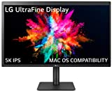 27 inch 5K (5120 x 2880) IPS Screen (218 PPI) DCI-P3 99% Color Gamut / 500nits Brightness Thunderbolt 3 Port for Audio, Video, Data and Charging device upto 94W + 3 USB-C (Ver 3.1) Seamless macOS Integration (Setting Control using Mac OS) Built-in st...