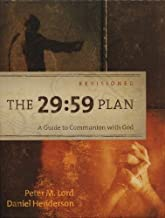 The 29:59 Plan: A Guide to Communion with God