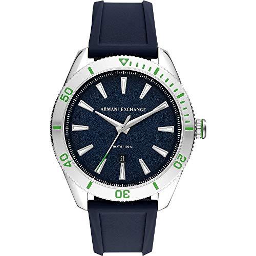 Catálogo de Reloj Armani Exchange Azul los 5 mejores. 10