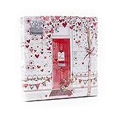 Tovaglioli di carta monouso, Albero del cuore, 20 pezzi 3 strati - 33 x 33