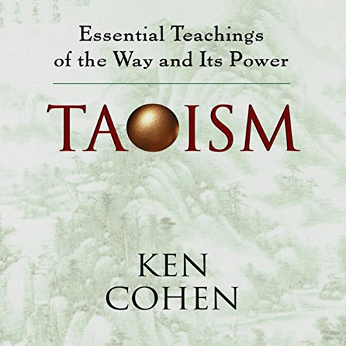 Taoism audiobook cover art