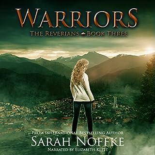 Warriors audiobook cover art