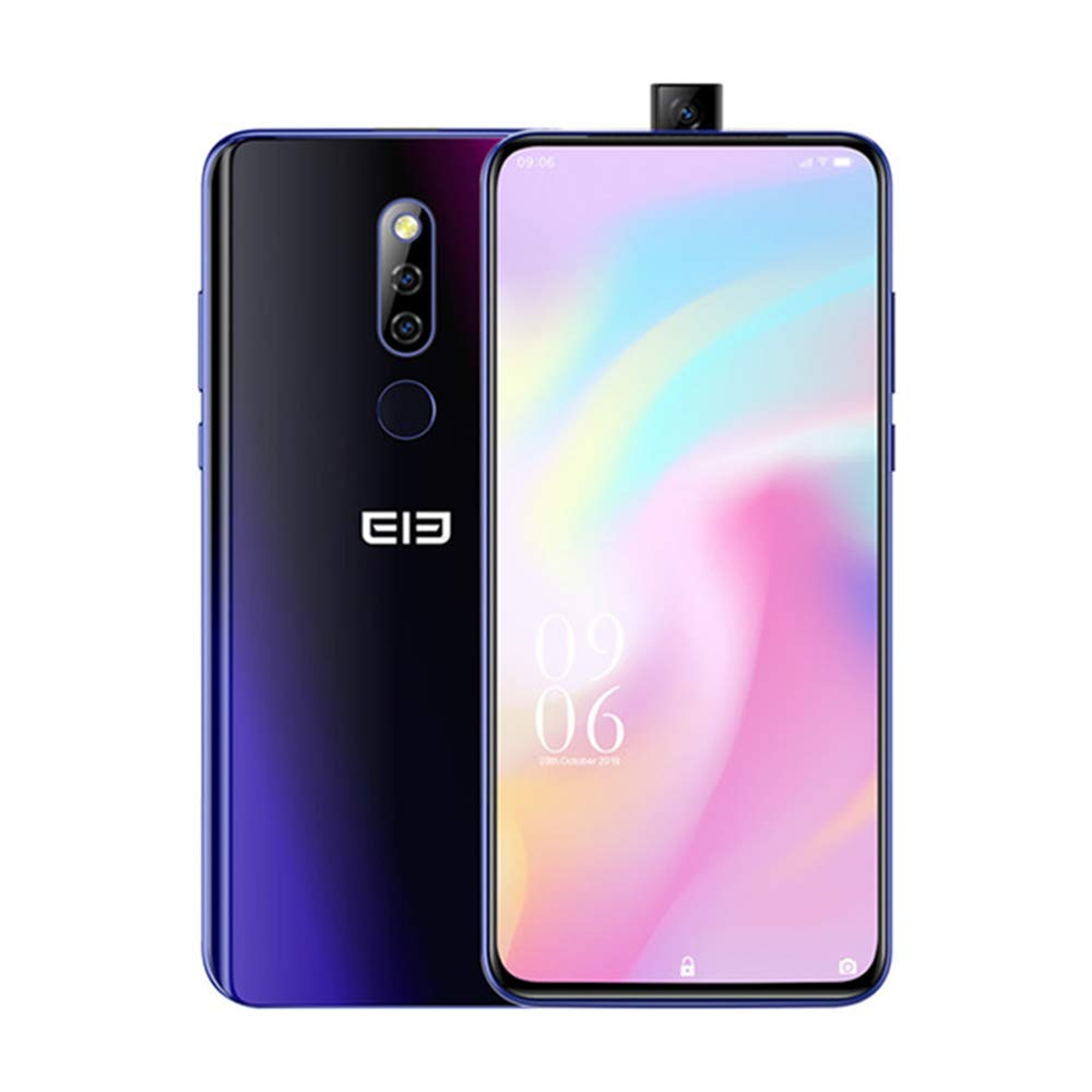 Elephone PX - Smartphone (4 GB, 64 GB, MKT MT6763,6,53 pulgadas FHD + pantalla completa, 16 MP, cámara trasera doble, Android 9.0, cámara de 16 MP): Amazon.es: Electrónica