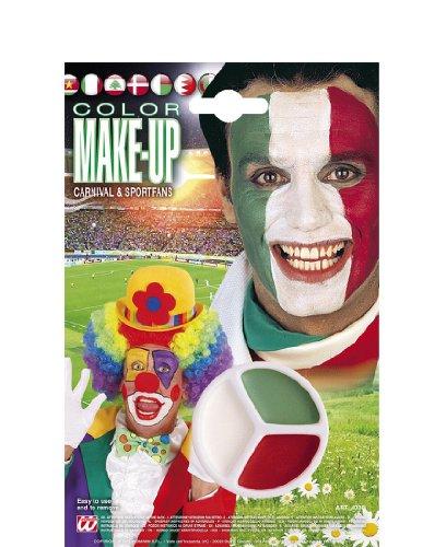 Generique - Maquillage Supporter Italie
