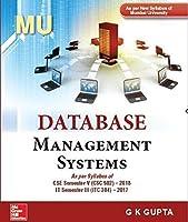 DATABASE MANAGEMENT SYSTEM Front Cover