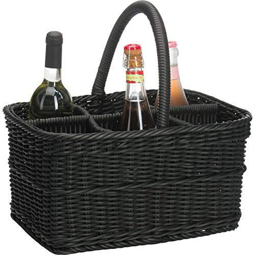 Saleen -   Flaschen-Korb für
