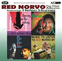 Four Classic Albums - Red Norvo - Dancing On The Ceiling/In Stereo/Plays The Blues/Music To Listen To by Red Norvo (2014-02-11)