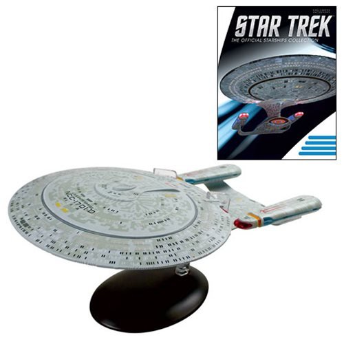 Star Trek Starships Mega Enterprise NCC-1701-D Special 11