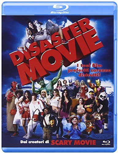 Disaster movie [Blu-ray] [IT Import]