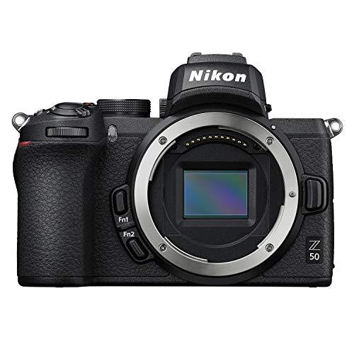 Nikon ミラーレス一眼カメラ Z50 ボディ ブラック