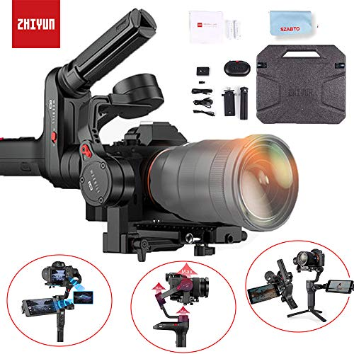 Zhiyun WEEBILL LAB
