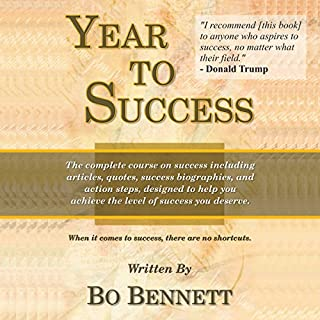 Year to Success audiobook cover art