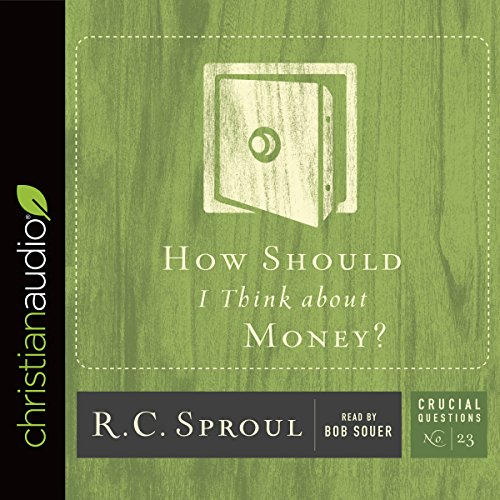 How Should I Think About Money? audiobook cover art