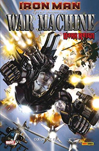 Iron Man - War Machine T01