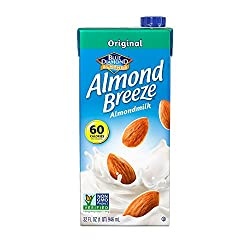 Almond Breeze Dairy Free Almondmilk, Original, 32 Fluid Ounce