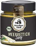 Münchner Kindl - Bio Meerrettich Senf, 2 x 125 ml