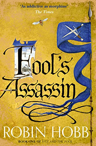 Fool's Assassin (Fitz and the Fool, Book 1) (English Edition)