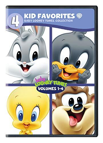 4 Kid Favs: Baby Looney Tunes (RPKG/DVD)