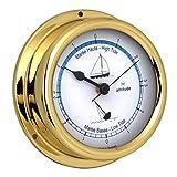 Delite 866im Altitude - Reloj de pulsera (latón pulido, 150 x 42 mm)
