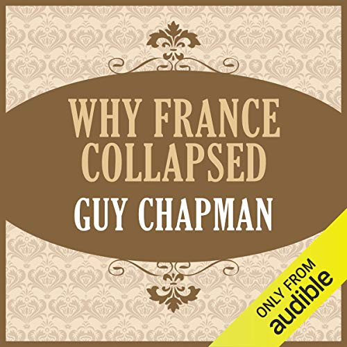 Why France Collapsed cover art