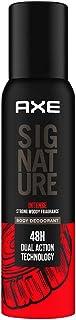 Axe Signature Intense Long Lasting No Gas Deodorant Bodyspray Perfume For Men 154 ml