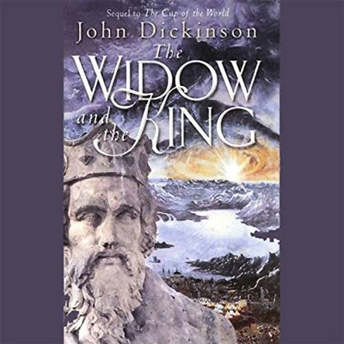 The Widow and the King audiobook cover art