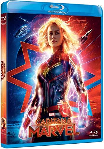 Capitana Marvel Blu-ray