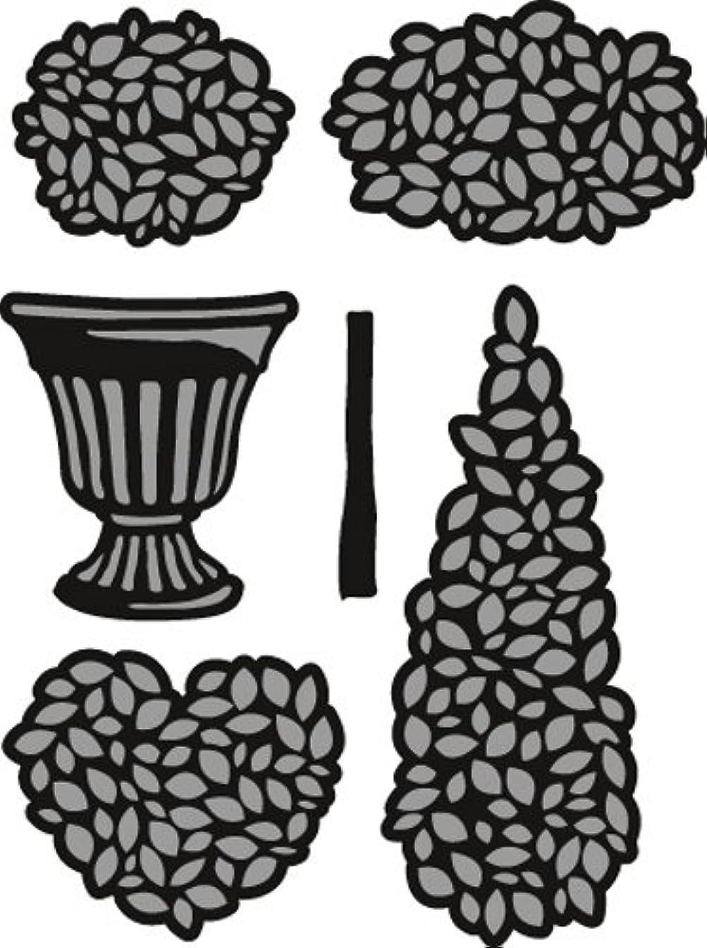 Marianne Design Craftable Dies - Craftable Die Topiary Set