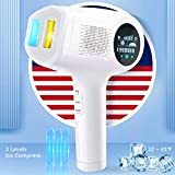 Medihealer Hair Removal Device for Women and Men, Permanent Hair Removal Machine System
