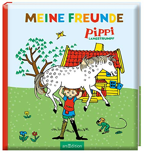 Pippi Langstrumpf: Pippi Langstrumpf - Meine Freunde