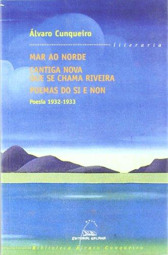 Poesia 1932-1933 (bac) (mar o norde. Cantiga nova que se cha (Biblioteca Álvaro Cunqueiro)
