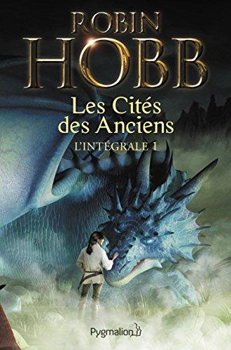 Les Cités des Anciens - L'Intégrale 1 (Tomes 1 et 2): Dragons et serpents - Les Eaux acides