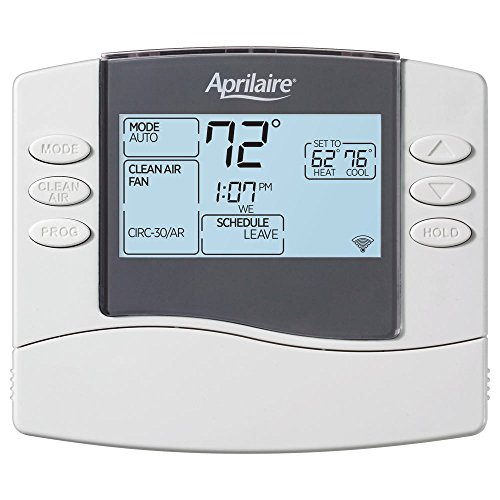 Aprilaire Wi-Fi Thermostat with Event-Based Air Cleaning (8810)