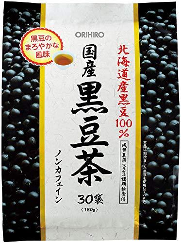 オリヒロ『国産黒豆茶』