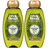 Garnier Hair Care Whole Blends Replenishing Shampoo Legendary Olive...