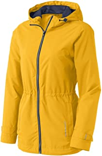Joe's USA Ladies Classic Rain Jackets in 4 Colors, Sizes: XS-4XL