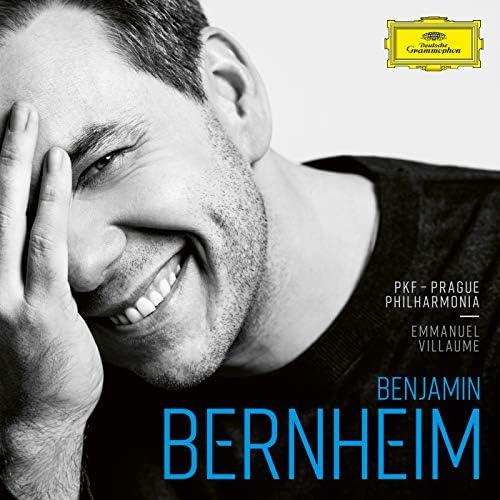 Benjamin Bernheim, PKF – Prague Philharmonia & Emmanuel Villaume