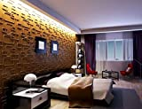 Paneles Decorativos para paredes interiores, 100%...