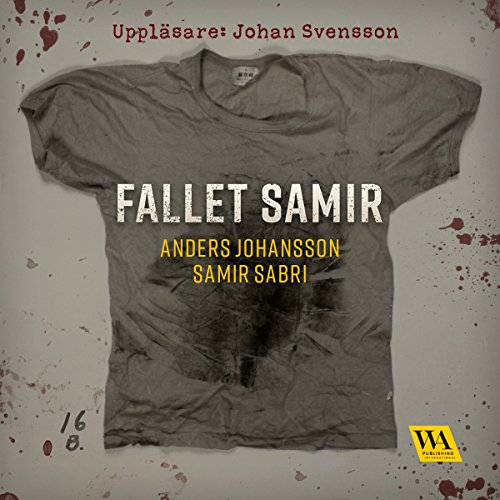 Fallet Samir audiobook cover art